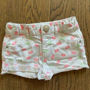 Zara kids denim shorts 😍